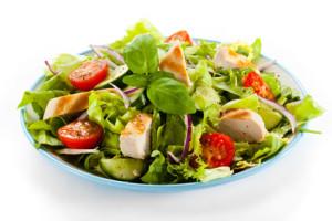 Salate zum grill