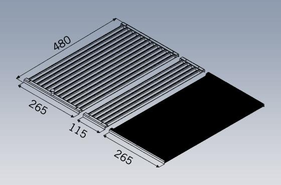 Grillplatte Für Gasgrill : Taino grillplatte für pro serie wendeplatte gusseisen pizzaplatte