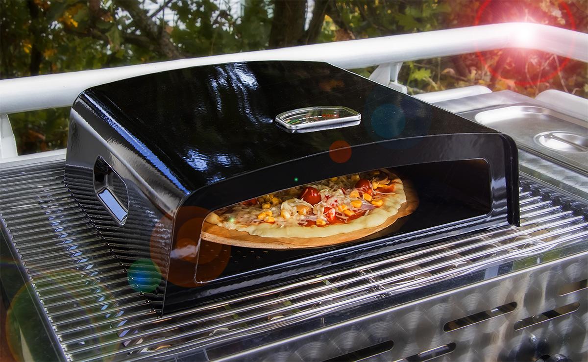 Pizza Gasgrill : Selbstgemachte pizza vom gasgrill u2013 mjiammi u203a gasgrill wissen