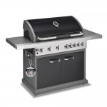 Jamie Oliver Gasgrill »Pro 6 deluxe«