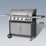 Design-Gasgrill »Bridgeport«