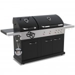 Jamie Oliver Gasgrill »Dual Fuel«