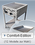Comfort-Edition Grill