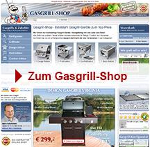 Gasgrill Shop